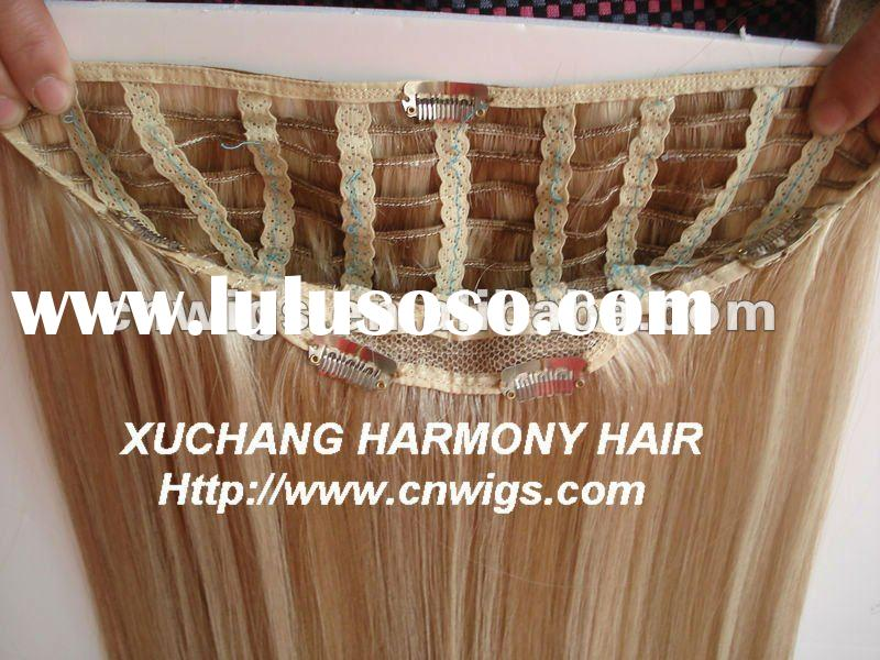 QUALITY clip in hair extensions for black women