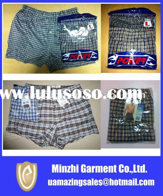 Our Best Seller Men's Boxers stock