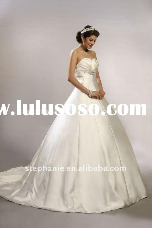 6237A6262Category Modern wedding dress 2012Short Description