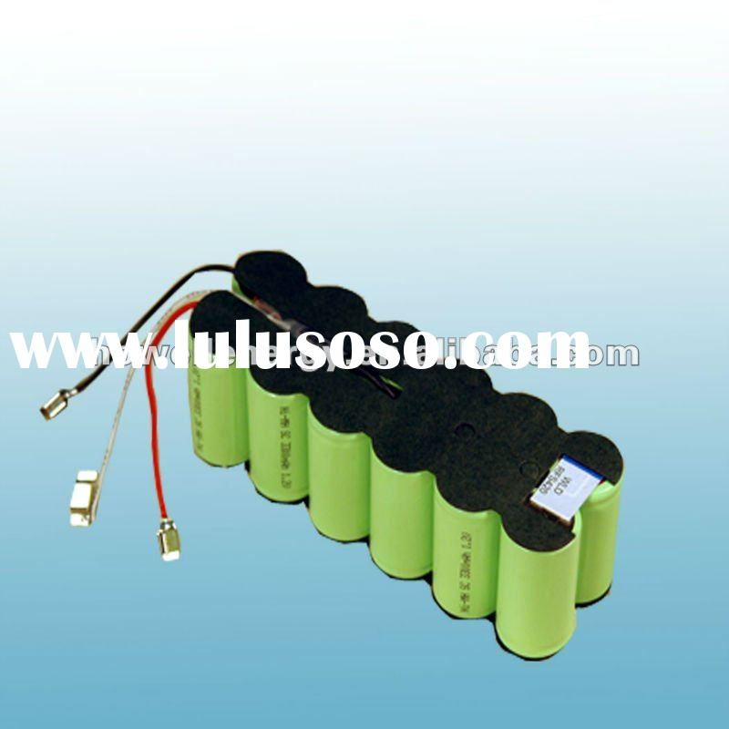 14.4V nimh rechargeable battery pack
