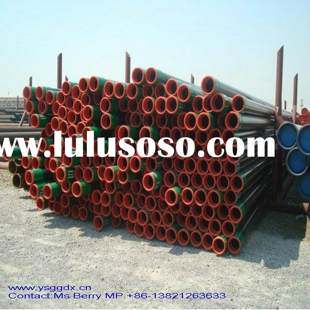 ASTM A106 seamless steel pipe(factory)