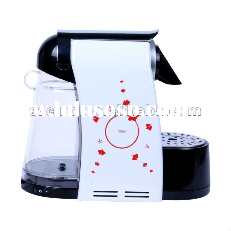 Beautiful Capsule Coffee Machine