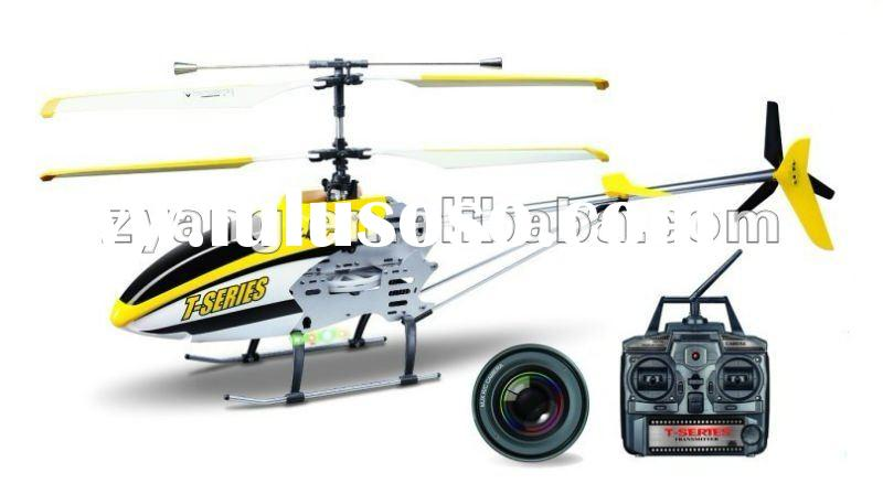 T640C 3CH RC helicopter with camera
