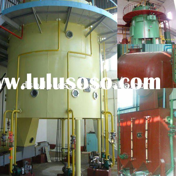 hot selling soybean oil extraction 50T/D