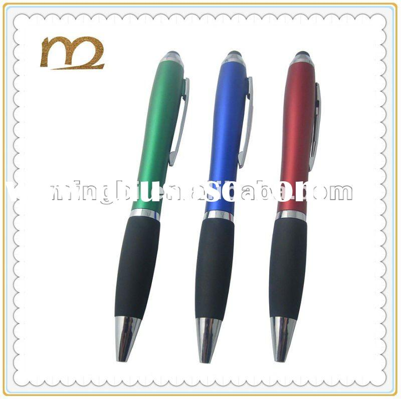 Beautiful design and good quality metal multi ball pen