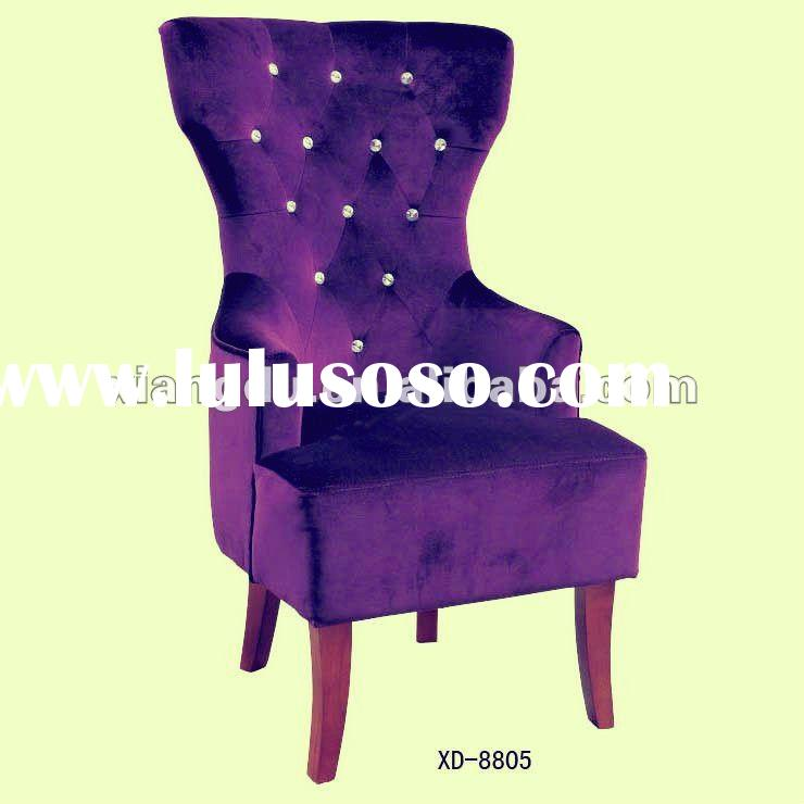 Hotel Furniture-Solid Wood Chair XD-8805