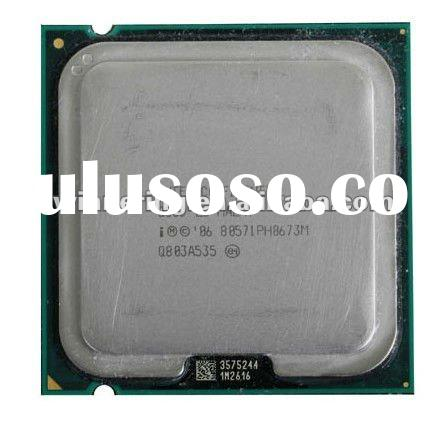 Intel Core 2 Duo E7400 Processor Intel CPU