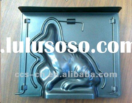 rabbit shaped cake mould