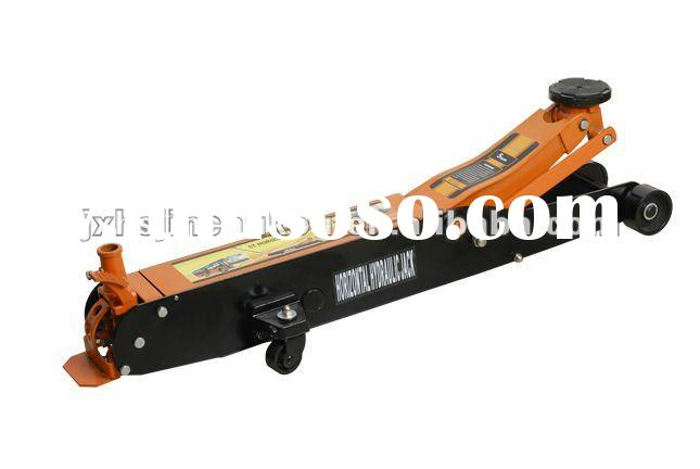 5T automobile horizontal hydraulic jack/long floor jack/heavy weight 95KG