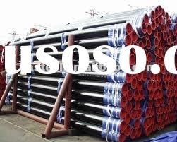 ASTM A106 Gr B hot rolled seamless steel pipe