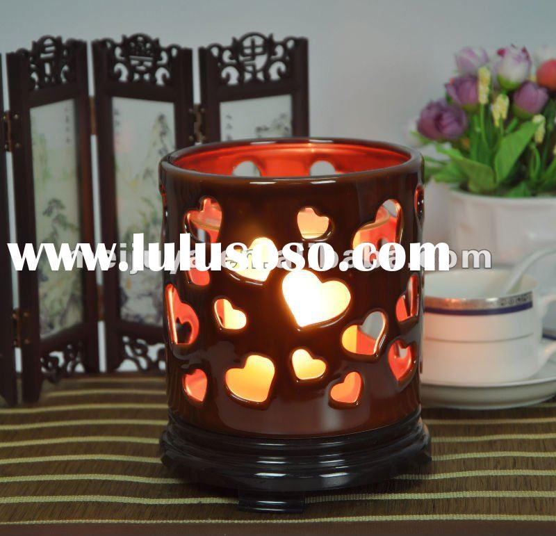 Electric oil burner,fragrance lamp