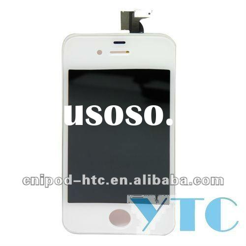 LCD Display Touch Screen Glass Assembly for iPhone 4S 4GS