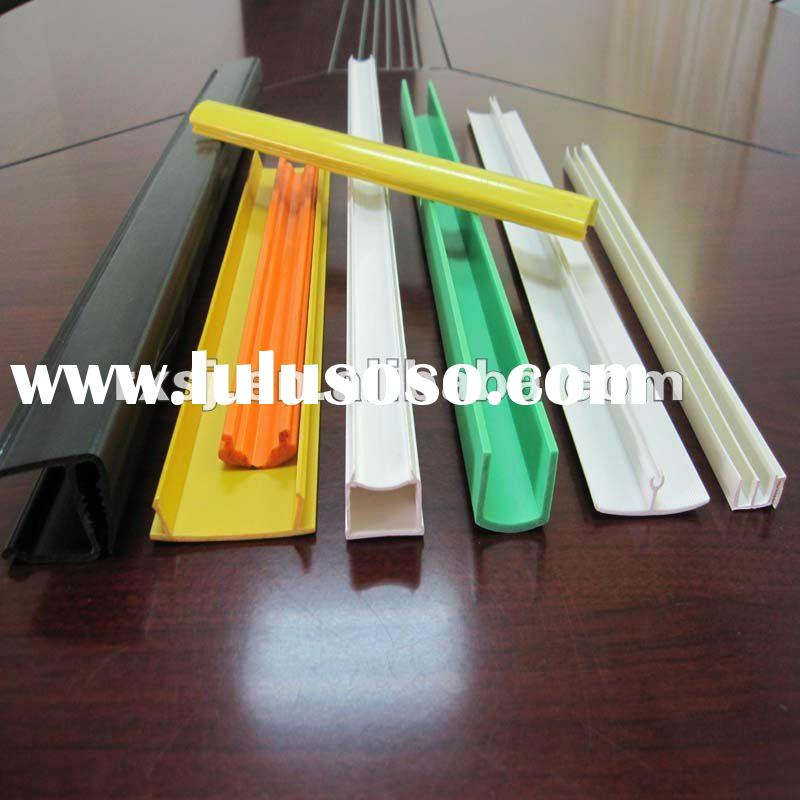 RX-201110211 Items plastic extrusion profile used to industry