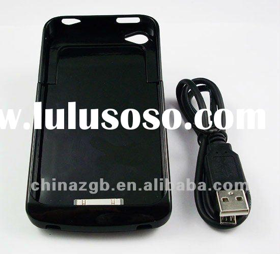 portalble battery,battery case,rechargeable battery pack charger for iphone 4/4s