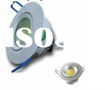 2011 10w cob led down celling light