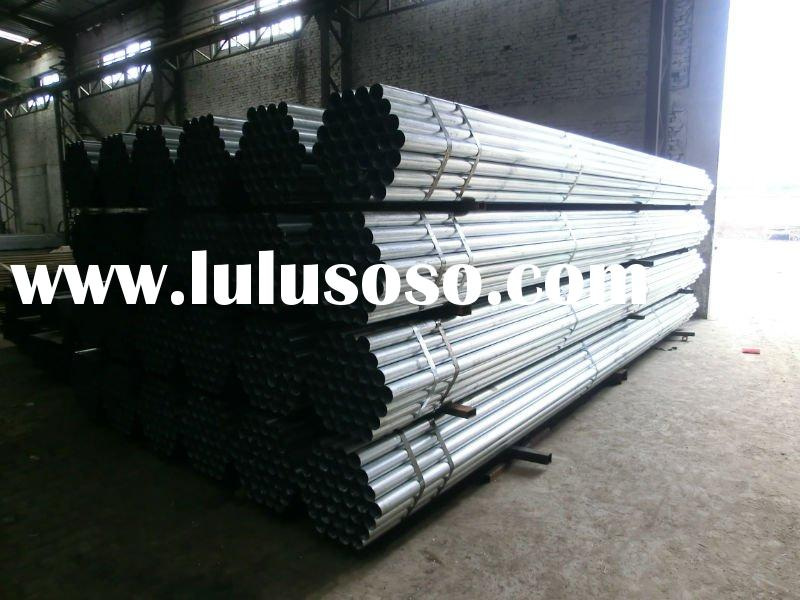 ASTM A53 PRIME QUALITY GALVANIZED STEEL PIPE