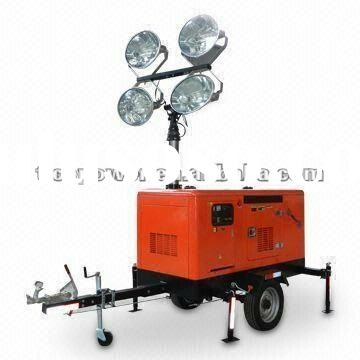 Diesel Light Tower 5-30KW