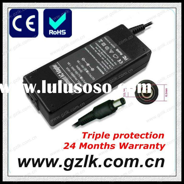 15V 5A Cheap Laptop AC Adapter Guangzhou CE ROHS for TOSHIBA