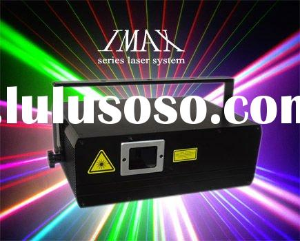 IMAX 2.5W RGB event laser light for disco