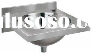 Stainless Steel Wall-mount Double-layer Basin EN-2