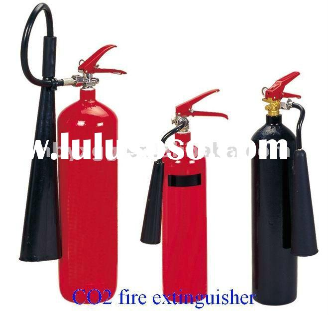 (CE) CO2 fire extinguisher, CO2 fire extinguisher, Portable CO2 fire extinguisher