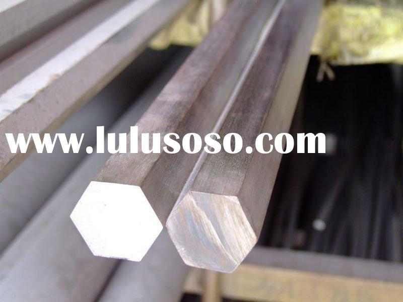 304 steel hot rolled cold draw stainless steel hexagonal bar