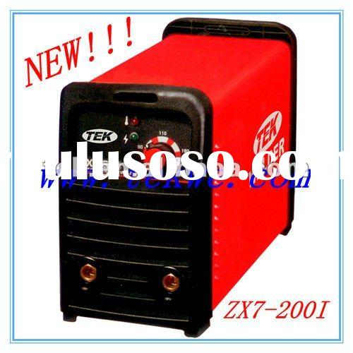 Single IGBT Inverter welding machin( ZX7-200I)