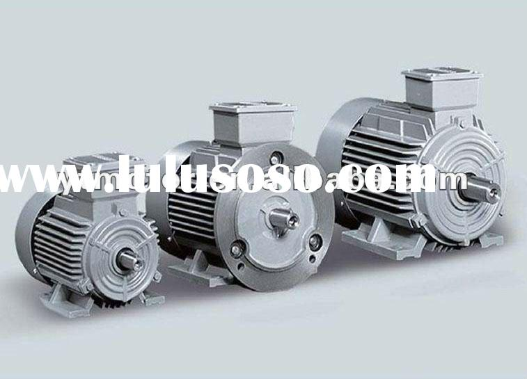 Y Series universal motor for packing machineand textile industry
