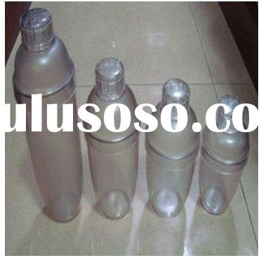 plastic wine shaker bottle mould injection