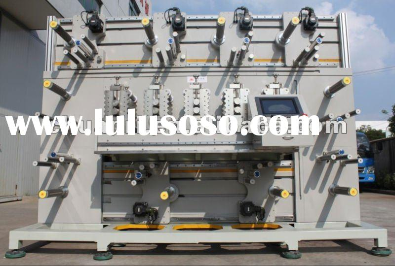 Film And Label Automatic Rotary Die Cutter Machine