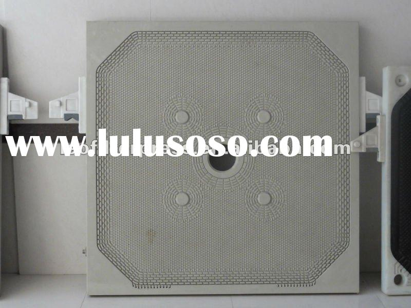 Membrane Filter Press Filter Plate for Different Membrane Squeezing Membrane Filter Presses from Leo