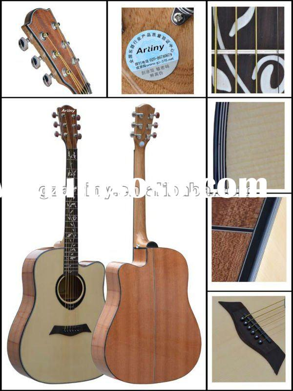 "Artiny 41"" hot sell acoustic guitar L820B"