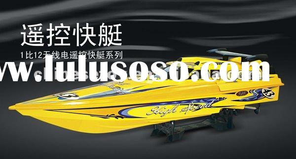 1:12 rc high speed boat