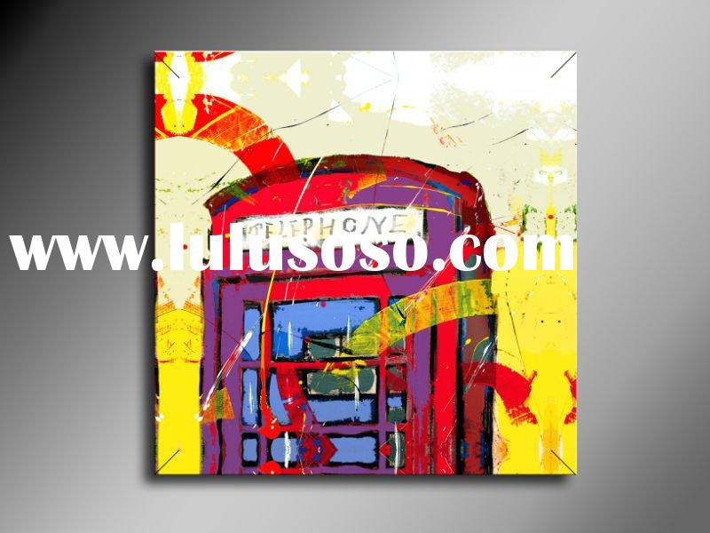 2012 High Quality Beautiful Decoration Canvas Prints