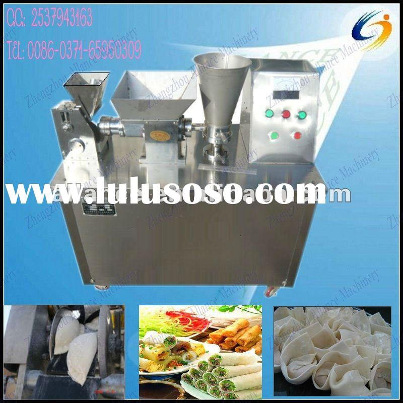 2012 newest automatic dumpling machine/samosa making machine/spring roll machine