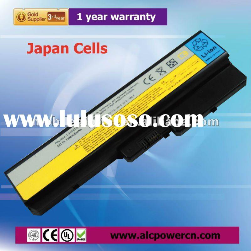 notebook battery for Lenovo Ideapad Y430 series