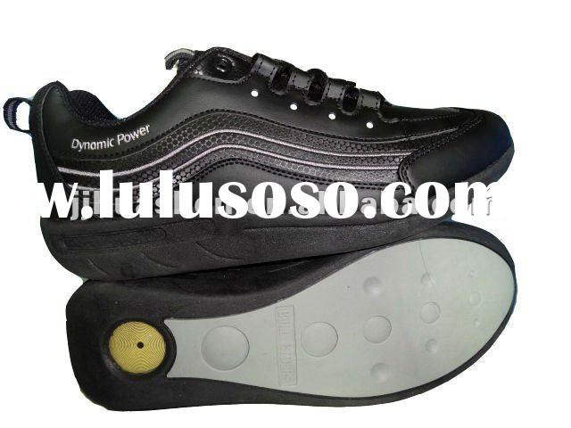 2012 lastest design vibration fitness step shoes for men
