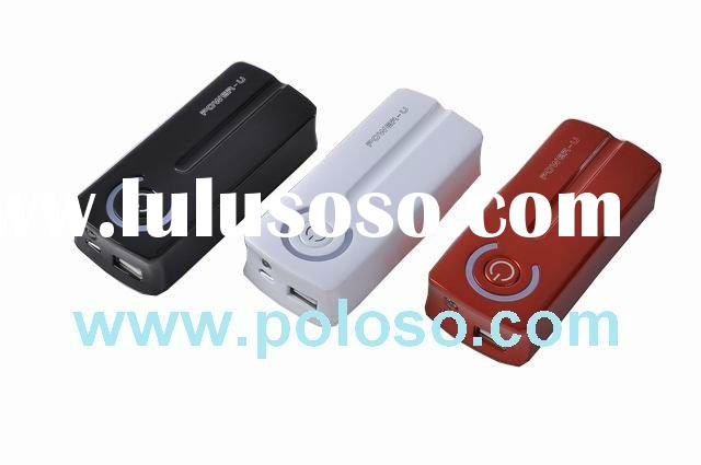 Mini Mobile portable power bank for iphone 3G/iphone/all ipod