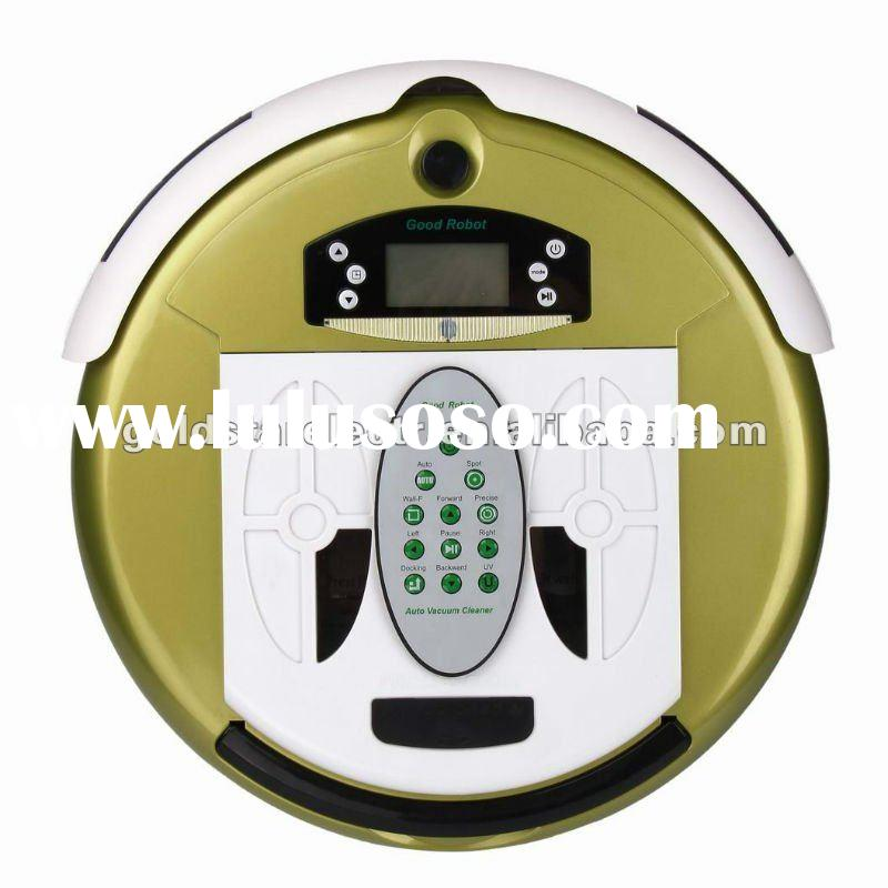 Super Intelligent Mini Portable Robot Vacuum Cleaner -- RV899
