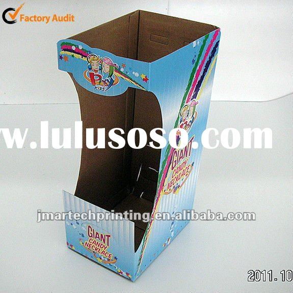 high quality corrugated cardboard boxes for candy necklace