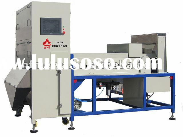 ANCOO CCD Belt-Type cashew nut color sorter machine