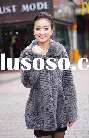 fur coat,rabbit coat,rex rabbit coat,winter coat,winter garment