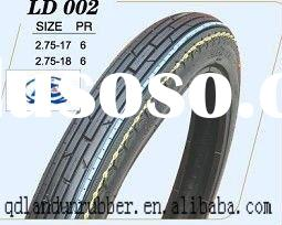 275-17 motorcycle tyre and inner tube