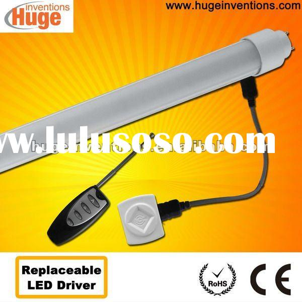 New 17W T8 LED tube with remote control N