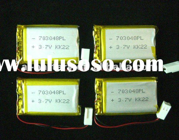 li-polymer rechargeable battery