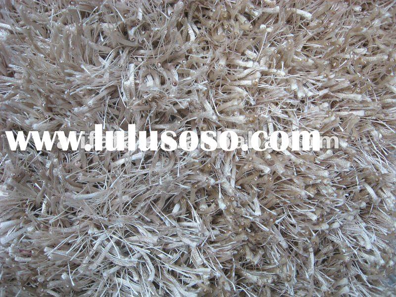 Polyester Carpet Fiber images