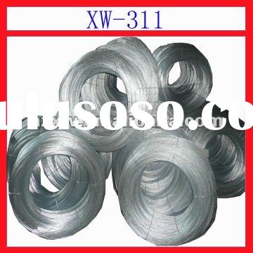 xw-311 Making nail Zinc-10%Aluminum-MM alloy-coated steel wire
