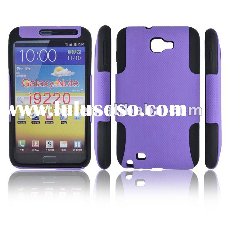 FOR SAMSUNG GALAXY NOTE/I9220 DREAM NET COMBO CASE