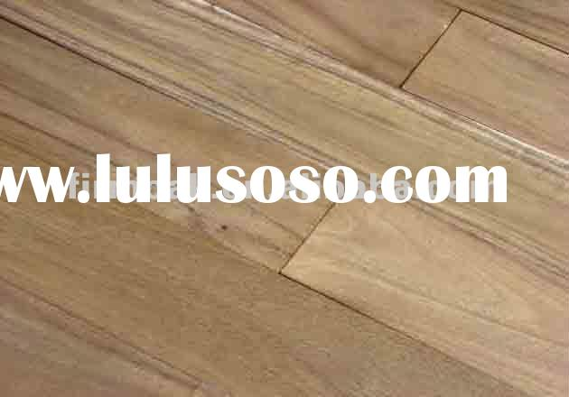 Solid Acacia wood flooring