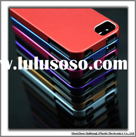 Top quality Aluminum cell phone cases for iPhone 4G/4GS within factory price